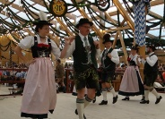 Oktoberfest 2016 Traditionszelt